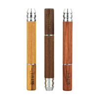 "RYOT Premium TWIST Taster -3"" / Large / Assorted Woods - 6pc"
